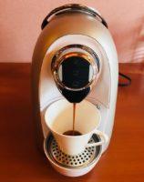 コーヒーマシーン写真