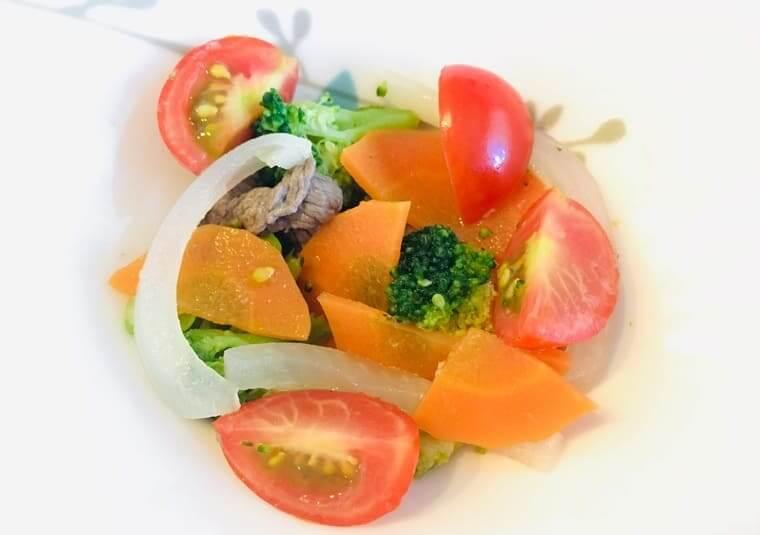ミタスの離乳食 レシピ 煮込み野菜