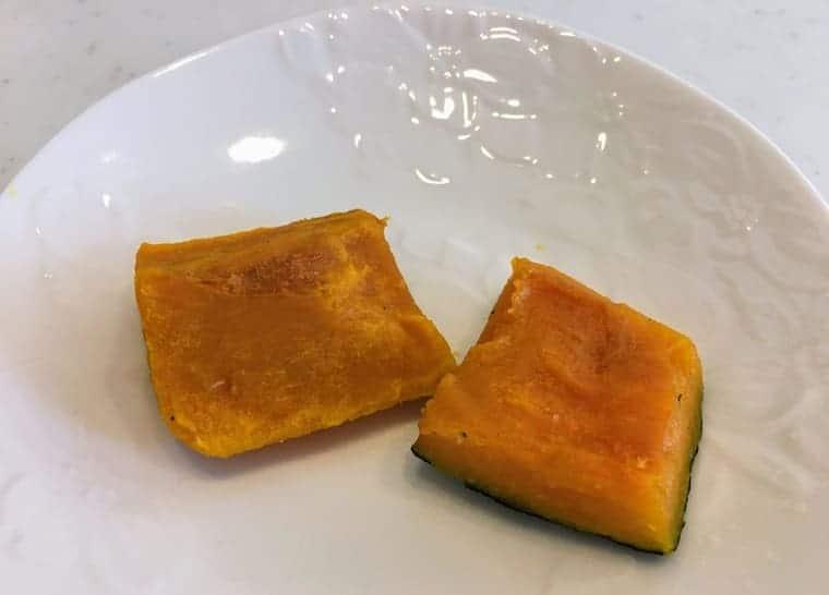 コープ離乳食 冷凍かぼちゃ