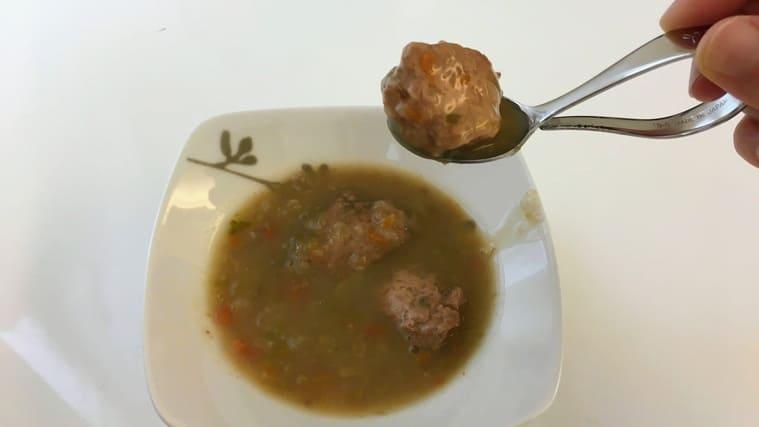 ミタスの離乳食後期 かみかみコース 鶏肝入りつくねの野菜あんかけ