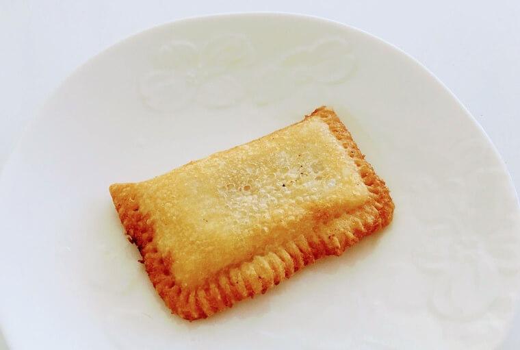 コープの幼児食 おやつ アップルパイ